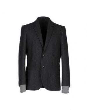 Пиджак GALLIANO. Цвет: стальной серый