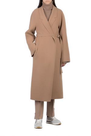 Пальто Joseph. Цвет: коричневый