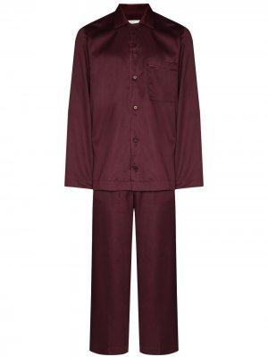 Пижама Home Suit CDLP. Цвет: фиолетовый
