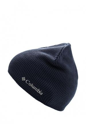 Шапка Columbia Whirlibird Watch Cap™ Beanie Hat. Цвет: синий