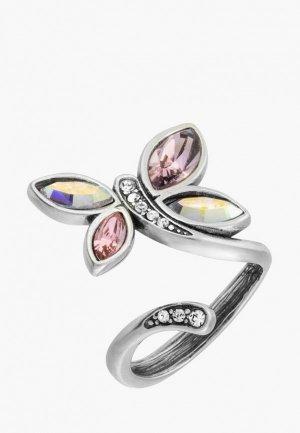 Кольцо Jenavi Доминика. Цвет: разноцветный