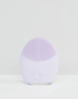 Антивозрастной массажер и щетка для чувствительной кожи лица FOREO LUNA 2-Бесцветный