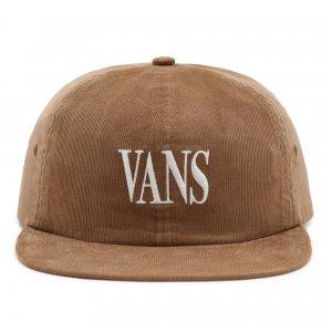 Шляпа Vans X Wade Goodall Jockey. Цвет: черный