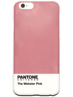 Чехол для iPhone 6+ Webster x Pantone Universe Case Scenario. Цвет: розовый