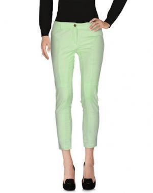 Повседневные брюки COAST WEBER & AHAUS. Цвет: светло-зеленый