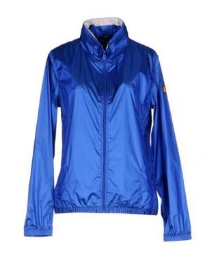 Куртка CIESSE PIUMINI. Цвет: ярко-синий