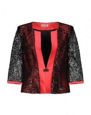 Пиджак LEXUS. Цвет: черный