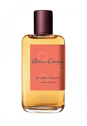 Парфюмерная вода Atelier Cologne POMELO PARADIS Absolue 100 мл. Цвет: прозрачный