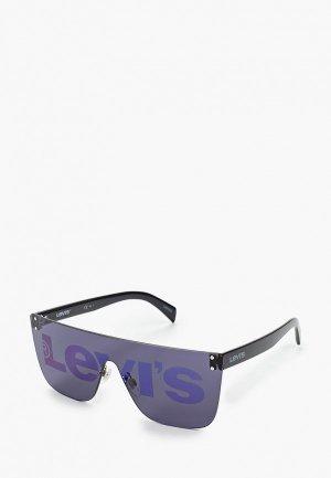 Очки солнцезащитные Levis® Levi's® LV 1001/S KB7. Цвет: синий