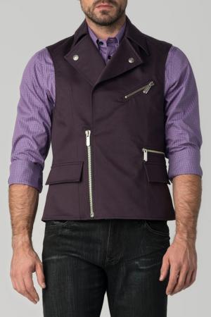 Жилет Versus Versace. Цвет: фиолетовый