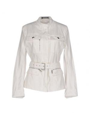 Куртка PIRELLI PZERO. Цвет: белый