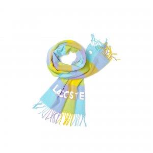 Шапки, шарфы и перчатки Шарф L!VE Unisex Lacoste. Цвет: none