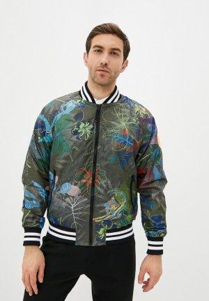 Куртка Bogner Fire+Ice. Цвет: хаки
