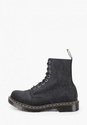 Ботинки Dr. Martens 1460 Pascal-8 Eye Boot. Цвет: черный