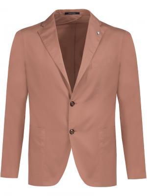 Хлопковый пиджак TAGLIATORE