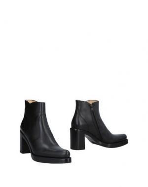 Полусапоги и высокие ботинки FREE LANCE. Цвет: черный