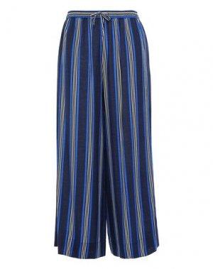 Пляжные брюки и шорты DVF WEST DIANE VON FURSTENBERG. Цвет: синий