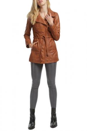 Куртка HElium. Цвет: tan