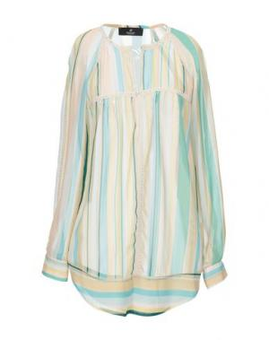 Блузка COMPAGNIA ITALIANA. Цвет: зеленый