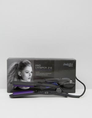 Гофрировочные щипцы для волос с вилкой британского стандарта BaByliss-Бесцветный Babyliss