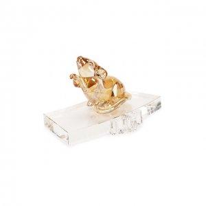 Статуэтка Rat Swarovski. Цвет: коричневый