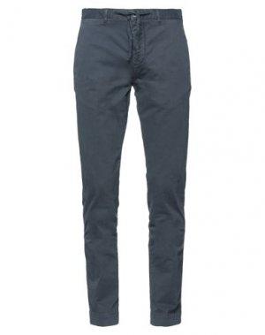 Повседневные брюки BROOKSFIELD. Цвет: грифельно-синий