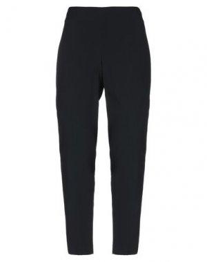 Повседневные брюки AQUILANO-RIMONDI. Цвет: черный