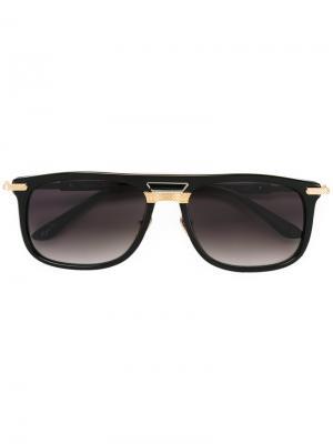 Солнцезащитные очки My Burrito III Frency & Mercury. Цвет: чёрный