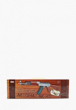Игрушка Играем Вместе Автомат Калашникова 47. Цвет: разноцветный
