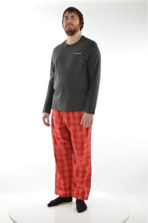 Пижама Calvin Klein. Цвет: разноцветный
