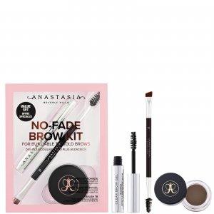 No-Fade Brow Kit 9.5g (Various Shades) - Medium Brown Anastasia Beverly Hills