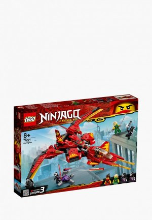 Конструктор LEGO Kai Fighter. Цвет: разноцветный