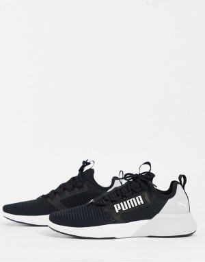 Черно-серые кроссовки Training Retaliate-Черный цвет Puma