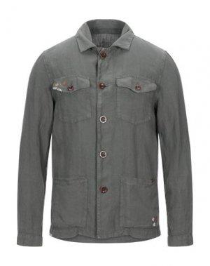 Пиджак ALTEA. Цвет: серый