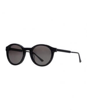 Солнечные очки THIERRY LASRY. Цвет: черный