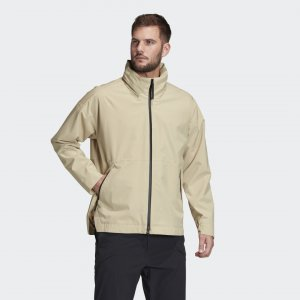 Куртка-дождевик Urban Performance adidas. Цвет: none