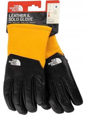Перчатки TNF Supreme. Цвет: черный