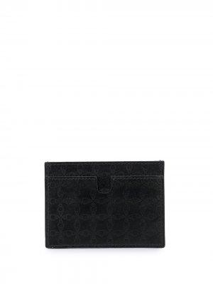 Маленький кошелек с тиснением 1017 ALYX 9SM. Цвет: черный