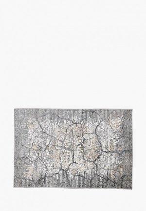 Коврик Эго 100х150 см.. Цвет: серый
