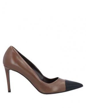 Туфли MAGLI by BRUNO. Цвет: коричневый