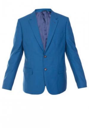 Пиджак ALEXANDER McQUEEN. Цвет: синий