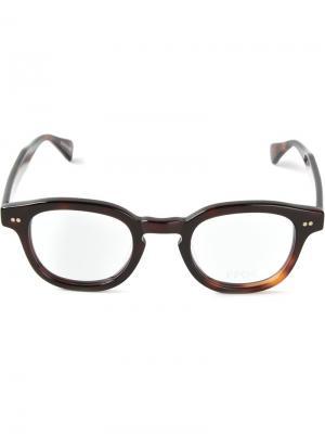Очки и Оправы Epos. Цвет: коричневый