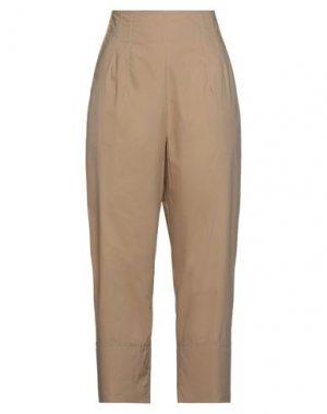 Повседневные брюки ALVIERO MARTINI 1a CLASSE. Цвет: песочный