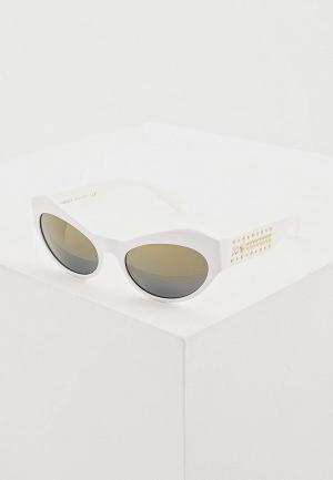 Очки солнцезащитные Versace VE4356 401/Y9. Цвет: белый