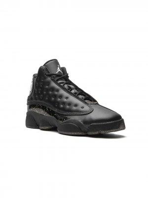 Кроссовки Air Jordan 13 GS Kids. Цвет: черный