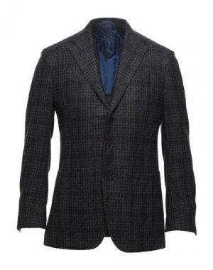 Пиджак SARTORIO. Цвет: свинцово-серый