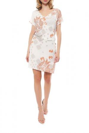 Платье Della Ciana. Цвет: 57320, белый
