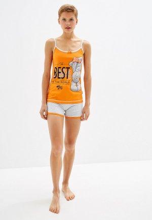 Пижама Astron. Цвет: разноцветный