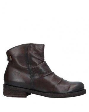 Полусапоги и высокие ботинки FELMINI. Цвет: какао