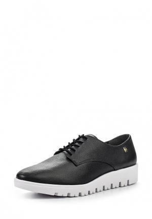 Ботинки Loucos & Santos. Цвет: черный